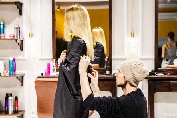 Новое место: Женская парикмахерская Annie Hall. Изображение № 12.