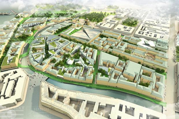 Перестройка: 5 проектов квартала вокруг Конюшенной площади. Изображение № 23.