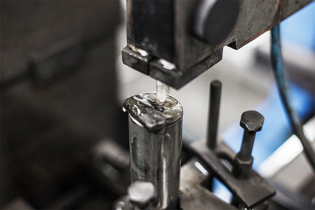 Производственный процесс: Как делают винтовки. Изображение № 20.
