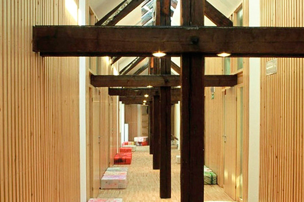 Иностранный опыт: 7 тюрем, ставших общественными пространствами. Изображение № 11.