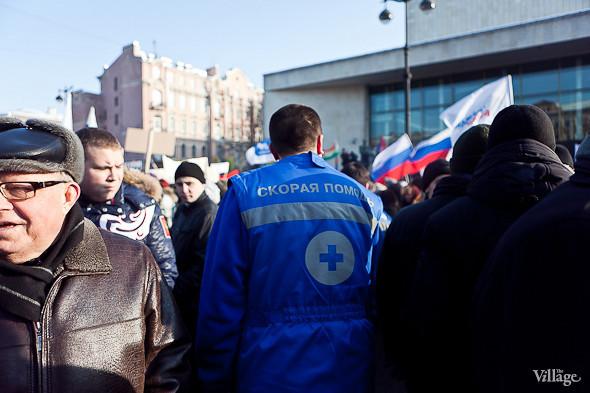Фоторепортаж: Митинг в поддержку Путина в Петербурге. Изображение № 24.