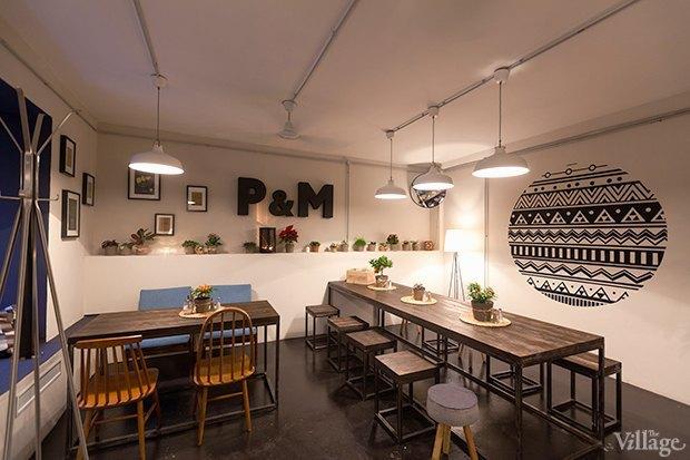 Новое место: Кафе-бар «Картофель с грибами». Изображение № 1.