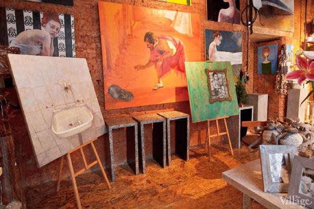 Новое место: Галерея-салон L&S Gallery. Изображение № 6.