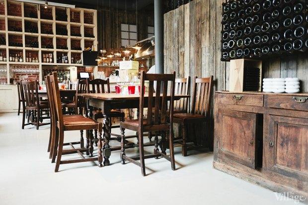 Открытия недели: Винный ресторан Primitivo, грузинское кафе «Дарбази» и «Жан-Жак» в Крылатском. Изображение № 2.