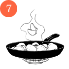Рецепты шефов: «Голубь ин Сальми». Изображение № 10.