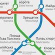 Четвёртая линия: Все проекты метро на Троещину. Зображення № 25.