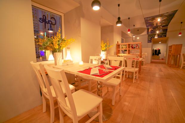 В Большом Козихинском открылось второе кафе «Рецептор». Изображение №1.