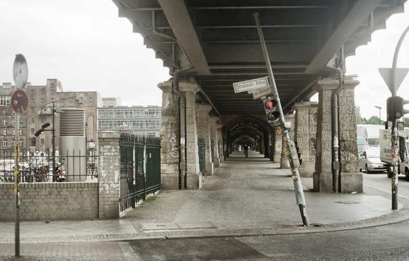 Изображение 15. Восточный Берлин (часть 1 из 3).. Изображение № 17.