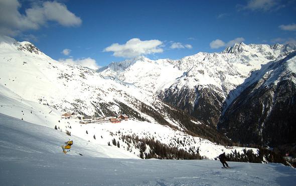Изображение 9. Soelden. Альпийская Ибица.. Изображение № 7.