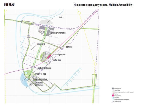 Промзона ЗИЛ: Проекты развития. Изображение № 28.