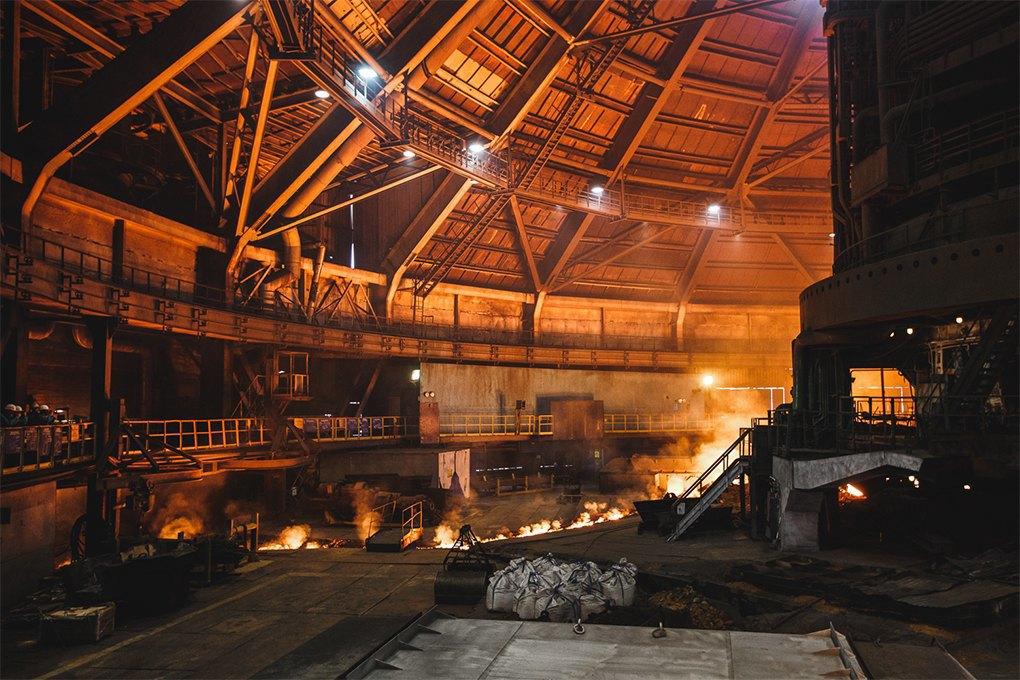 Производственный процесс: Как плавят металл. Изображение № 4.