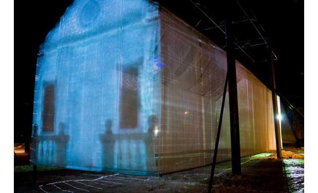 Проект «Ледяной дом». Мультимедийная реконструкция Ледяного дома XVII века . Изображение № 7.
