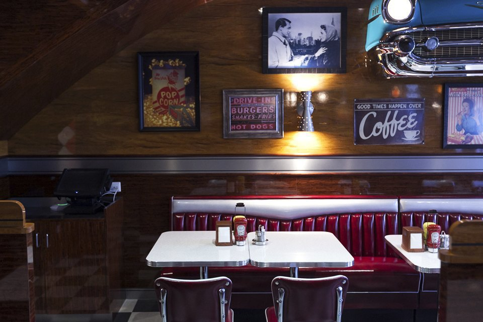 Дайнер-бар Long Island. Изображение № 6.