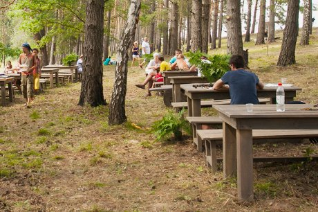 Маршрут на выходные: Парк «Никола-Ленивец». Изображение № 15.