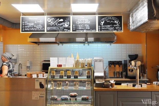 В Апраксином переулке открылось «хипстерское кафе». Изображение № 3.