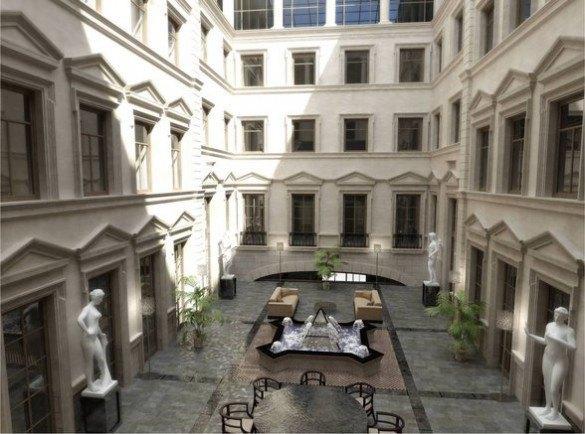 Опубликован проект гостиницы наместе кластера «Архитектор». Изображение № 3.