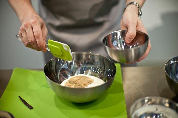 Шеф дома: Ягненок, хумус иоблепиховый десерт шефа «Стрелки». Изображение № 76.