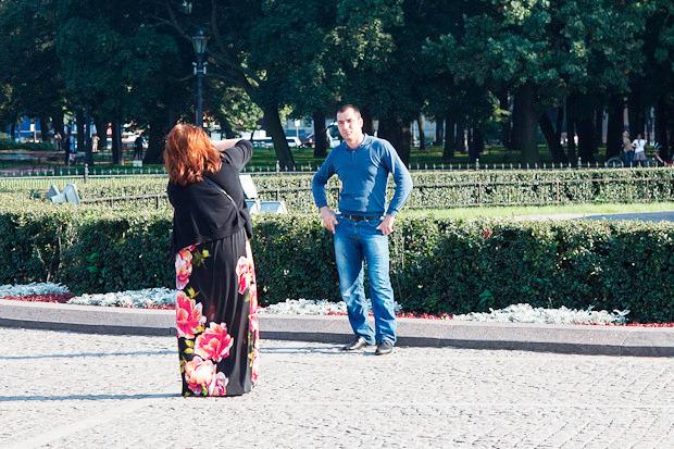 Эксперимент The Village: Самые популярные места для фотографий из Петербурга. Изображение № 30.