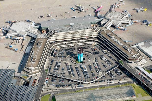 Парковки в Мюнхенском центральном аэропорту. Изображение №5.