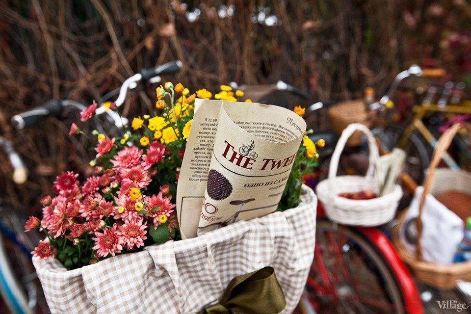 С твидом на город: Участники велопробега Tweed Ride о ретро-вещах. Изображение № 36.