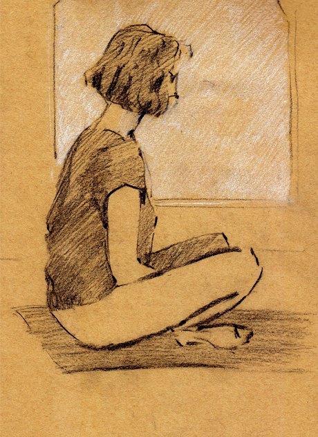 Клуб рисовальщиков: Йога. Изображение № 2.