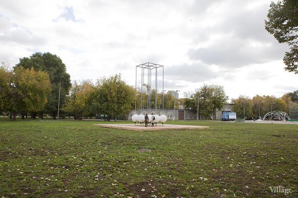 В парке Горького открылась выставка «Нужное искусство». Изображение № 3.