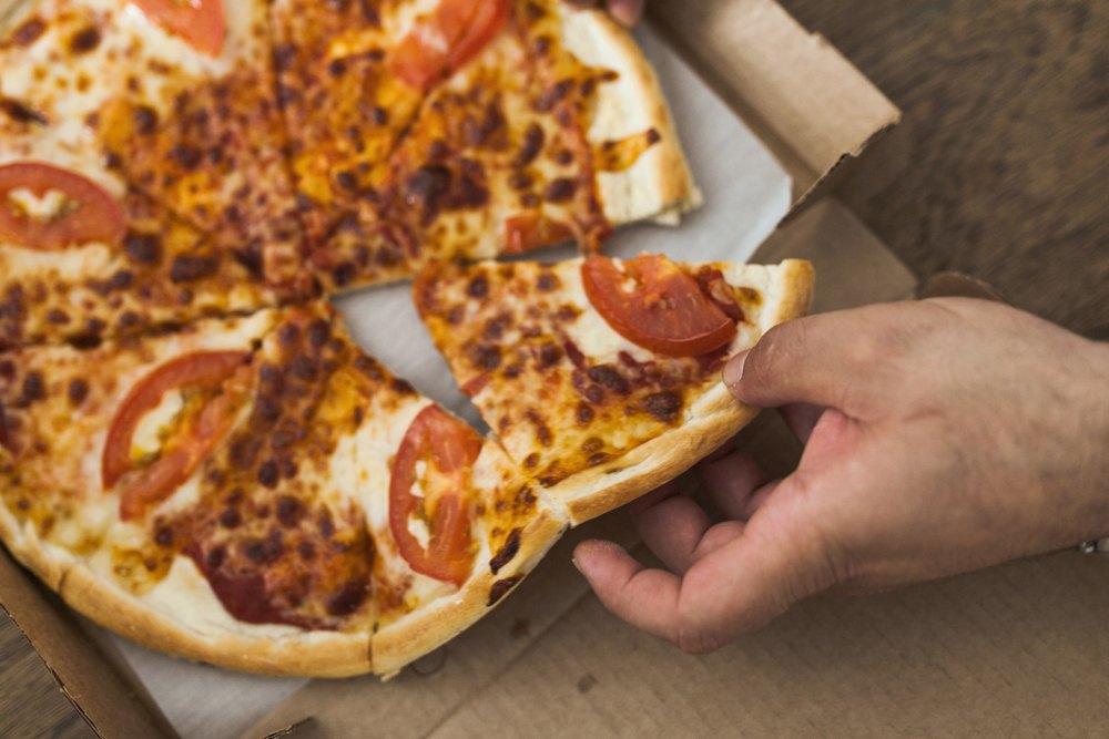 какая самая популярная пицца в два берега