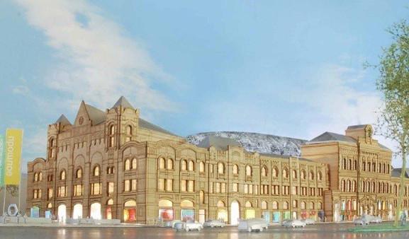 Neutelings Riedijk Architects и «Проект Меганом» (Нидерланды-Россия). Изображение № 7.