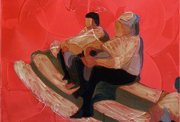 В Киеве пройдет выставка новых работ Оксаны Мась. Зображення № 6.