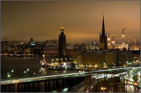 Изображение 6. Стоки и холмы Стокгольма.. Изображение № 2.