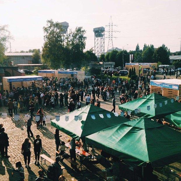 Московские фуди напервом фестивале Street Food Weekend  вКалининграде. Изображение № 67.