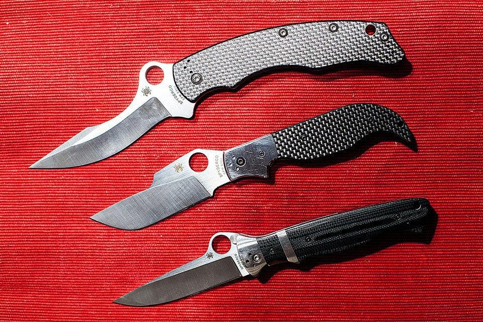 Ножи Саркиса Григоряна. Изображение № 3.