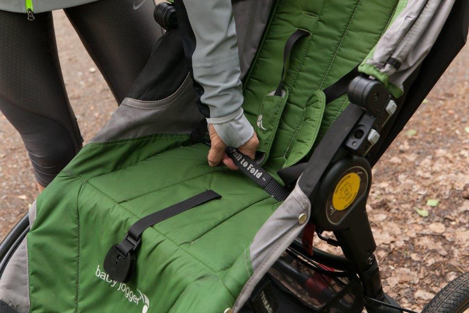 Беги, мама, беги: Тест-драйв детских колясок для бега. Изображение № 45.