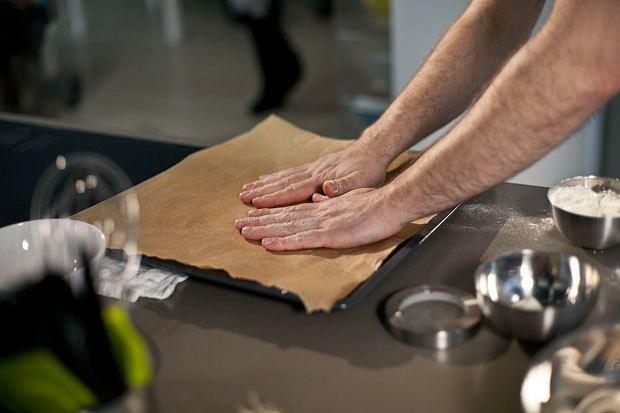 Шеф дома: Котлета из цесарки и пирог-галета Дениса Крупени. Изображение № 97.