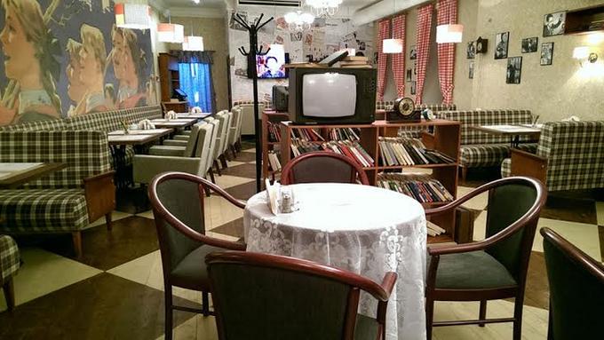 На Никольской улице открылось кафе «Вареничная № 1». Изображение № 3.