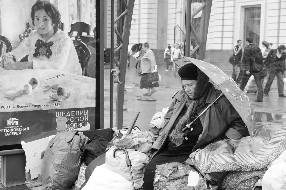 Камера наблюдения: Москва глазами Виктории Ивлевой. Изображение №3.