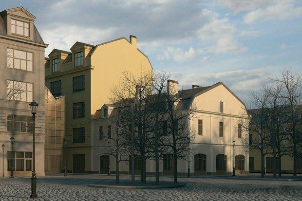 «Главстрой» продолжит реновацию Апраксина двора. Изображение № 3.