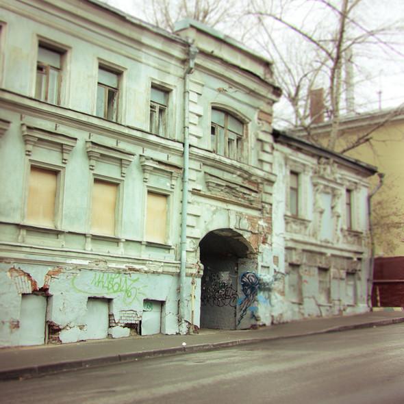 В зоне риска: Дом с кариатидами в Печатниковом переулке. Изображение № 4.