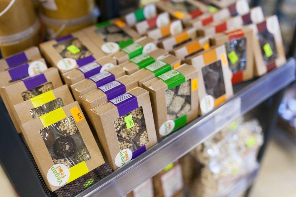 Магазин вегетарианских товаров и кафе «Джаганнат» на Фонтанке. Изображение № 7.