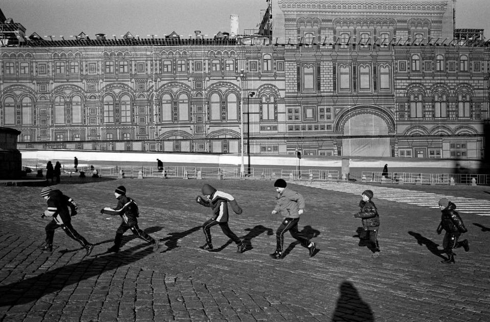 Камера наблюдения: Москва глазами Алексея Мякишева. Изображение №14.