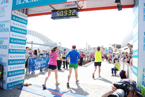 Иностранный опыт: 5 городских марафонов. Изображение № 69.