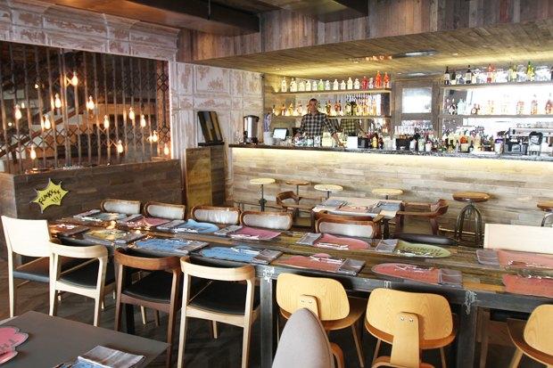 На 1-й Тверской-Ямской открылось кафе Ginza Project и Уильяма Ламберти. Изображение № 2.