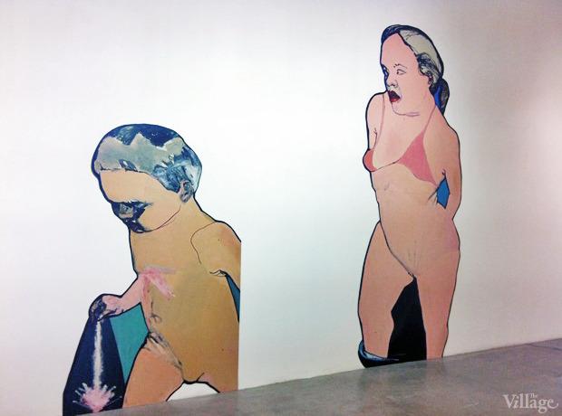 Гид по Большому скульптурному салону — 2012  . Зображення № 17.
