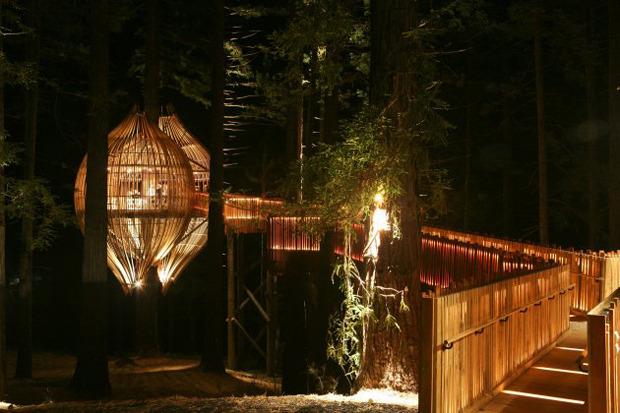 Дизайн от природы: Ресторан-кокон и «тунцовая» электростанция . Изображение № 4.