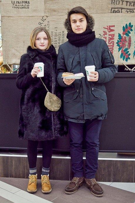 Люди в городе: Первые посетители Starbucks вСтокманне. Изображение № 22.