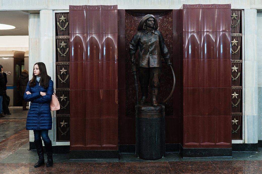 Обновлённая станция метро «Бауманская». Изображение № 8.