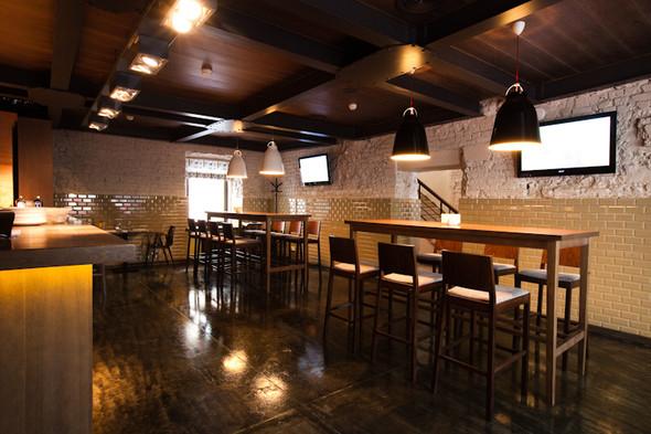 Изображение 7. Знаменитости продолжают открывать рестораны в Москве.. Изображение № 9.