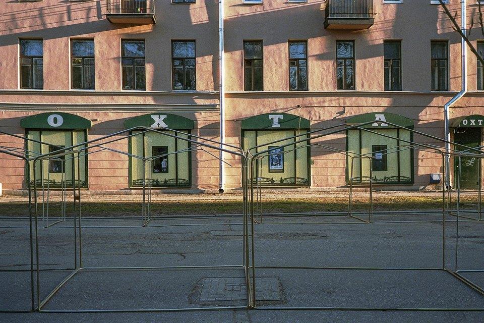 На районе: Красногвардейский глазами Михаила Протасевича. Изображение №3.