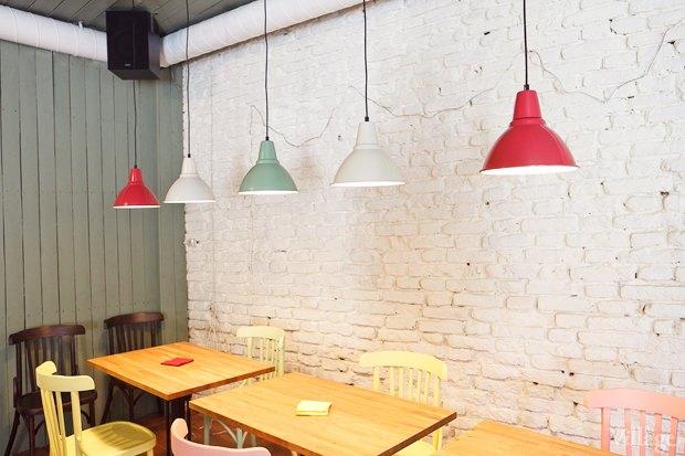 Новое место: Второе вегетарианское кафе «Рада и К». Изображение № 6.