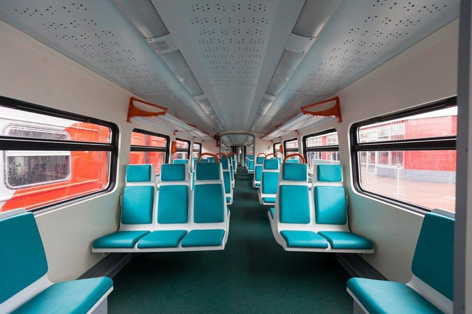 Рельсовый автобус Петербург — Приморск — Выборг. Изображение № 6.